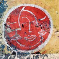 Berlinmuren. Foto: Torsten Sandström