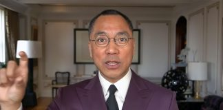 Guo Wengui, 12 feb 2020, own work