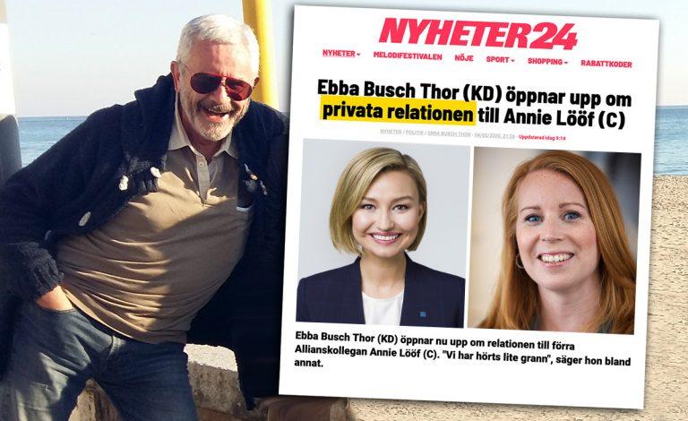Norberg om valet 2022: Möt extremfeminismens framfart med kallt manligt stål