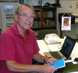 Lasse Blomdahl, privat foto