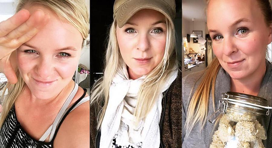 Silje Vassøy. Privata foton från 2019.