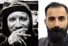 Stefan Löfven (Pawel Janiak, Unsplash.com) och Hanif Bali (pressfoto, M, Regeringen)