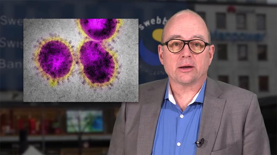 SwebbTV om coronavirus.