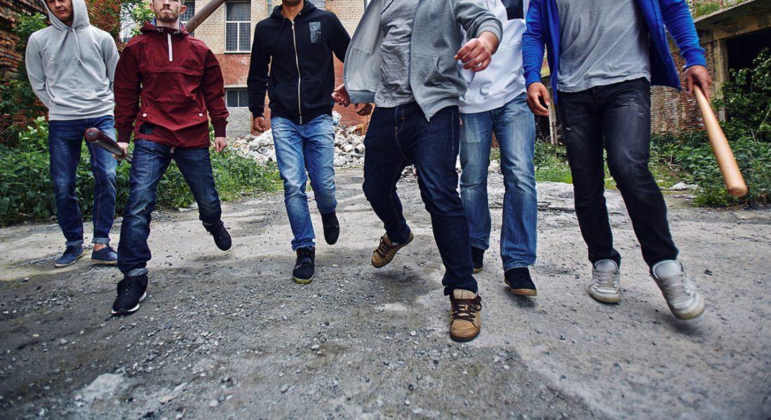 Gangsters. Licens: Shutterstock.com