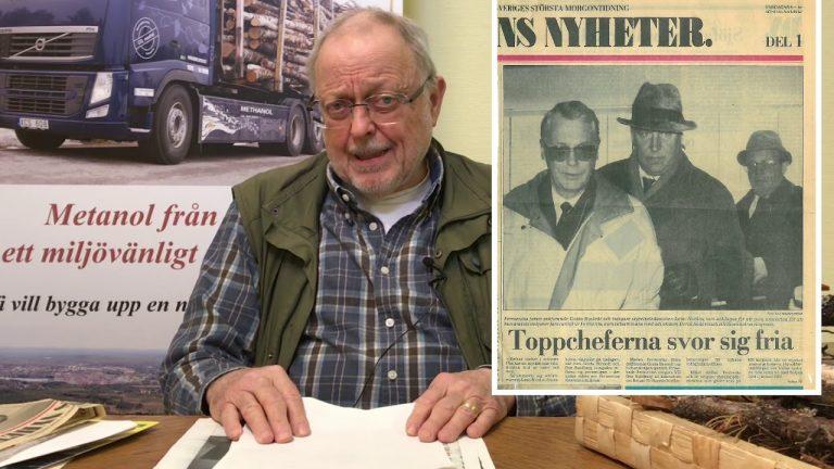 Legenden Björn Gillberg berättar om företagskorruption i Sverige