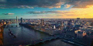 Themsen i London. Foto: Liu Shuquan. Licens: Pixabay.com