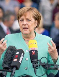 Angela Merkel. Foto: Elpisterra, Shutterstock.com