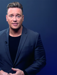 Ben Swann, 12 aug 2019. Pressfoto: TruthinMedia.com