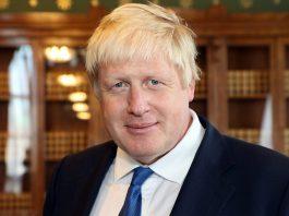 Premiärminister Boris Johnson, 2020. Pressfoto: UK.gov