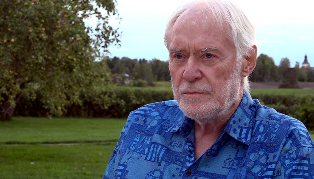 Erik Enby, 2019. Foto: Ritva och Börje Peratt