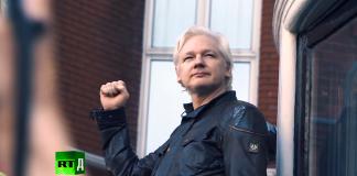 Julian Assange. Foto: RT.com