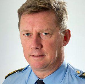 Klas Friberg. Foto: Polisen.se