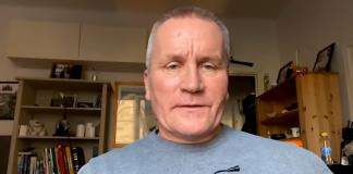 Lennart Matikainen, 2 mars 2020. Foto: eget verk