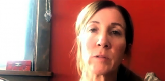 Lisa Merck, 16 mars 2020, Colorado, USA. Foto: eget arbete
