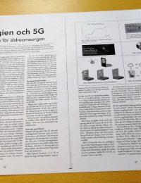"""""""Vårdhygien och 5G blir avgörande för äldreomsorgen"""", 2020"""