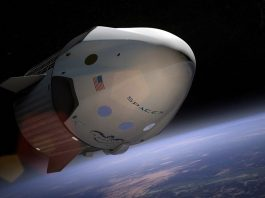SpaceX. Foto: SpaceX Imagery. Licens: Pixabay.com