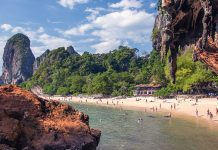Thailand. Foto: Mason Jones. Licens: Unsplash.com