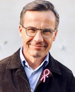 Ulf Kristersson, pressfoto