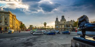 Barcelona, Spain. Foto: Kirk Andmimi. Licens: Pixabay.com