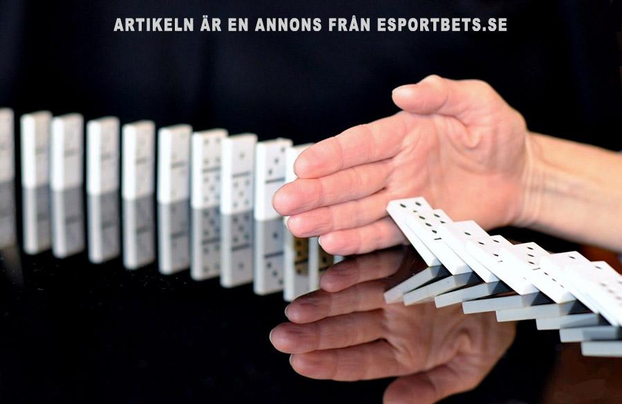 Antalet som vill spärra sig från casino i Sverige ökar . Ivana Coi. Licens: Pixabay.com