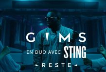 Gims och Sting - Foto: promotional