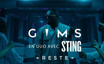 Gims och Sting - Foto: promotional