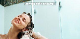 Naturligt shampoo från Hairlust. Foto: Crestock.com