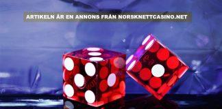 Casino branschen. Foto: Jonathan Petersson Licens: Unsplash