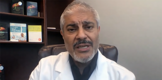 Dr Rashid Buttar, 2020. Foto: eget verk