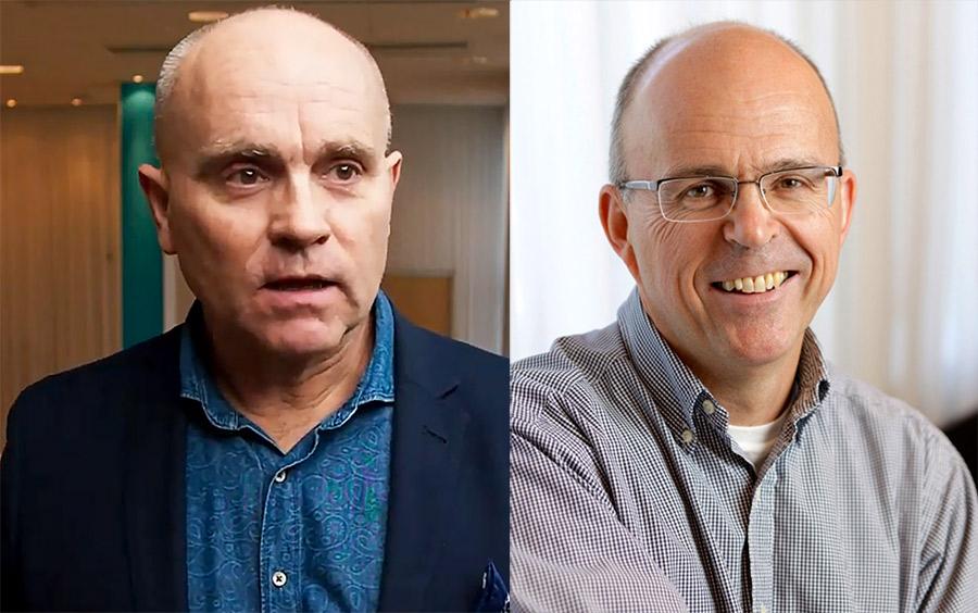 John Hassler och Per Krusell, nationalekonomer
