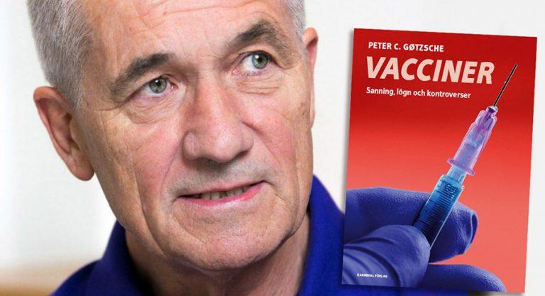 """Recension av boken """"Vacciner – Sanning, lögn och kontroverser"""" av Peter C. Gøtzsche"""