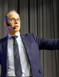 Robert Thomas. Foto: Torbjörn Sassersson, TV Hälsa
