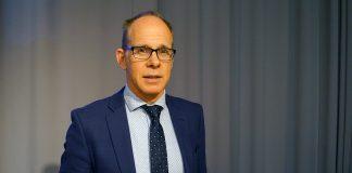 Robert Thomas, 11 mars 2020. Foto: Torbjörn Sassersson, TV Hälsa