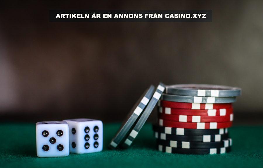 Spela på casino utan registrering. Foto: Heather Gill Licens: Unsplash