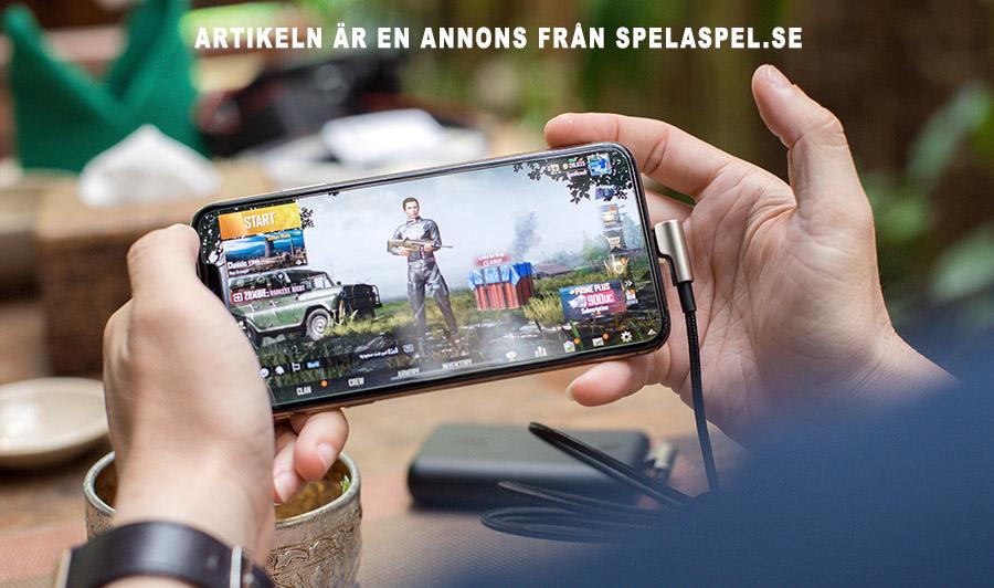 Vilket är Sveriges största spelföretag? Foto: Screen Post. Licens: Unsplash.com