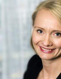 Karin Tegmark Wisell (Folkhälsomyndigheten). Pressfoto: Lena Katarina Johansson