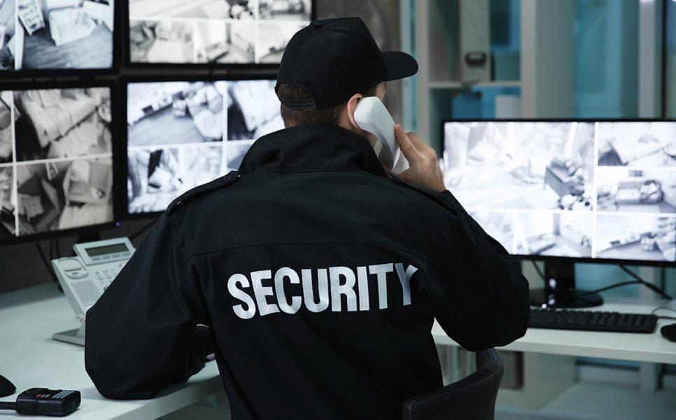 Ett globalt masskontrollsystem. Licens: Shutterstock.com