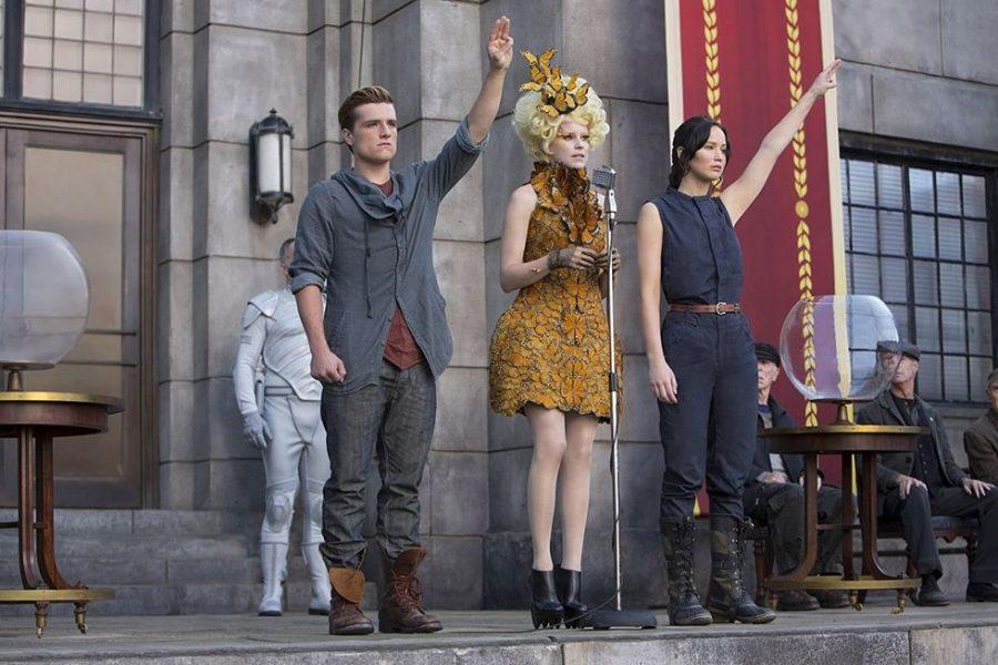"""Stillbild från filmen """"Hunger Games"""". Foto: Lionsgate.com"""