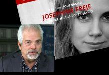 Mikael Willgert (foto: eget verk) och Josephine Freje-Simonsson (pressfoto: firmahemsida)