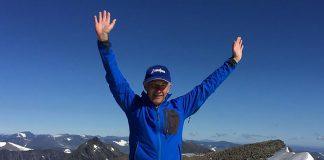 Bild: Oskar W Kristensen ändrade sin kost och började motionera efter stroke. Foto: Privat.