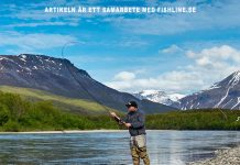 Sportfiske i Reisaelva, Norge. Foto: Vidar Nordli-Mathisen. Licens: Unsplash.com