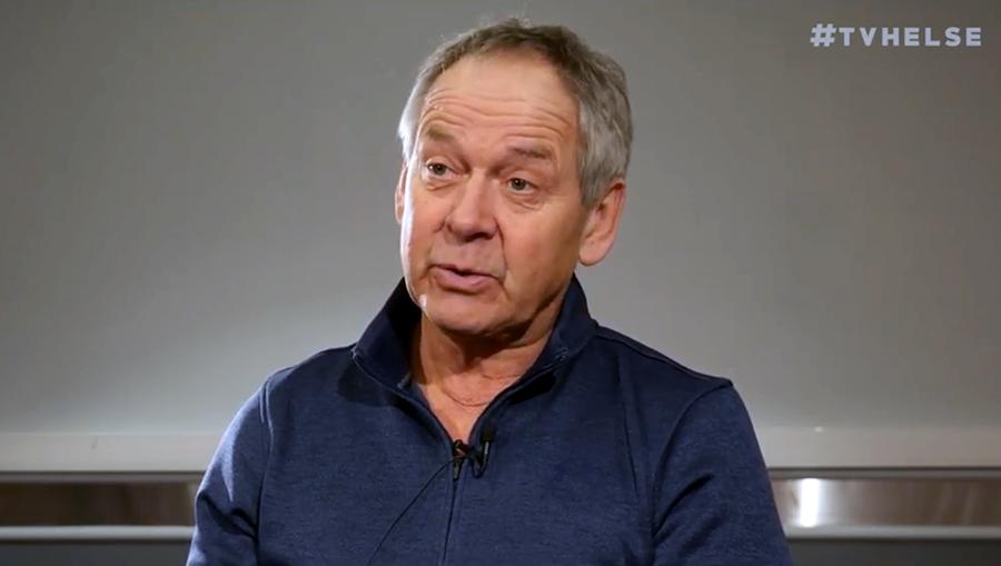 Läkaren Stig Bruset, feb 2020. Foto: Arnt-Olav Enger, TV Helse
