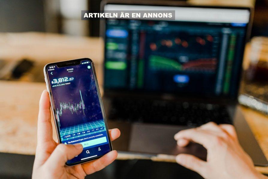 Allt du behöver veta om trading. Bild: Austin Distel Licens: Unsplash.com