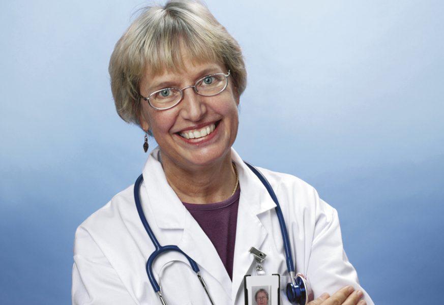 Dr Annika Dahlqvist - Pressfoto