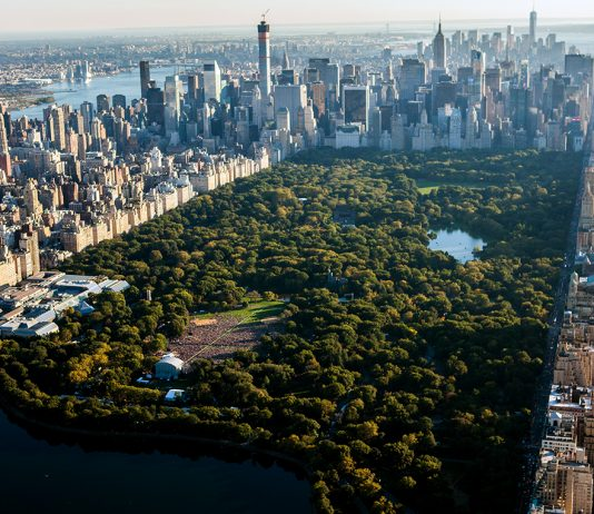 Central Park, New York, 2014. Foto: Anthony Quintano. Licens: CC BY 2.0, Wikimedia Commons