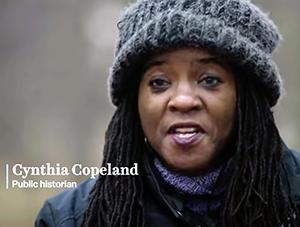 Cynthia Copeland, historiker, New York. Foto: Vox Media