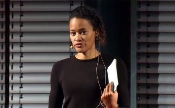 Mallence Bart-Williams, 2015. Foto: TEDx Berlin