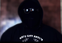 Rose City Antifa. Foto: Project Veritas