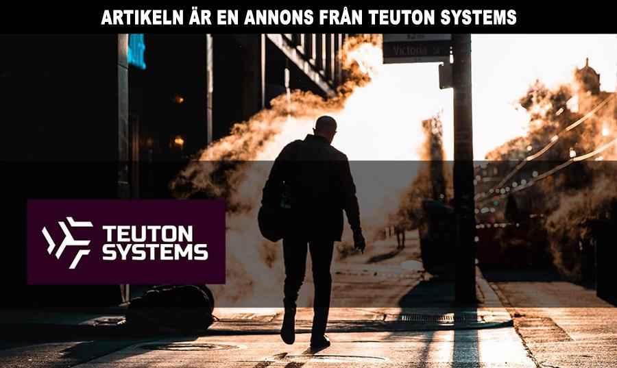 Inkognito man - TeutonS ystems. Foto: Jorge Vasconez. Licens: Unsplash.com