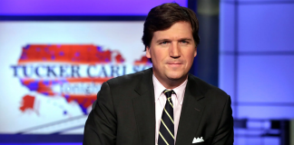 Tucker Carlsson- Pressfoto: Fox News